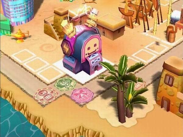 《大富翁8》游戏截图