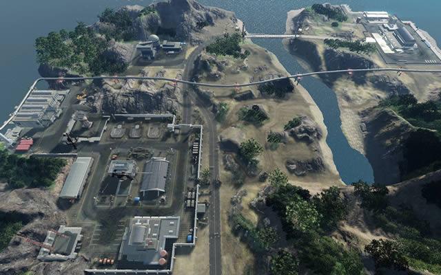 《孤岛危机》游戏截图