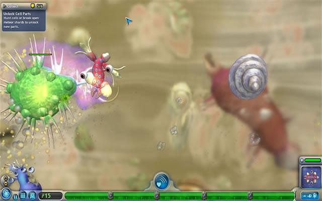 《孢子》游戏截图