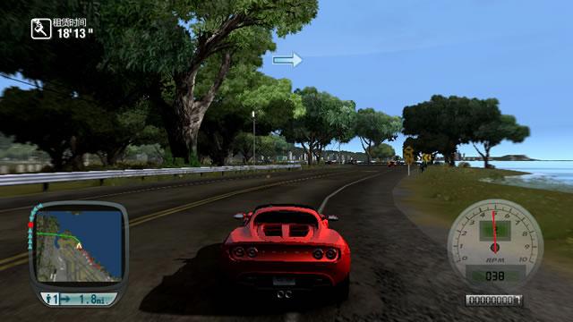 《无限试驾》游戏截图