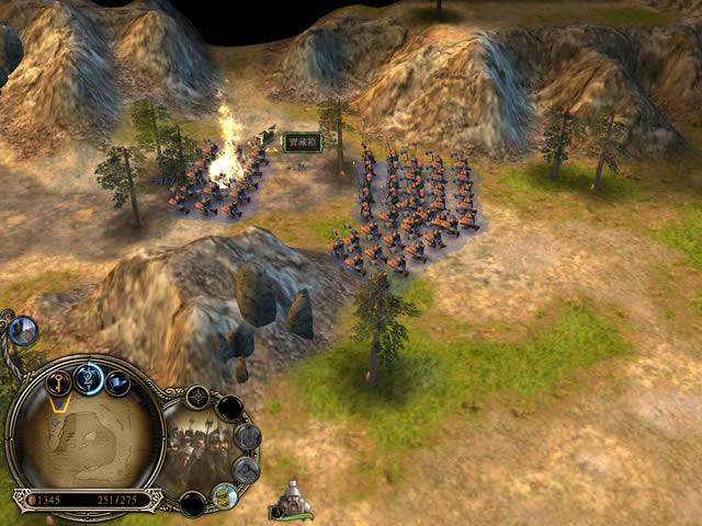 《魔戒:中土大战2》游戏截图
