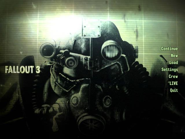 《辐射3》游戏截图
