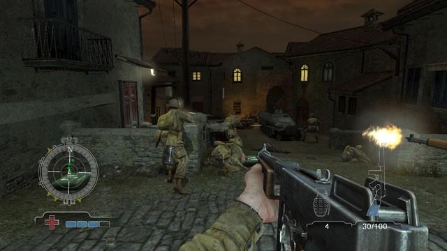 《荣誉勋章:空降神兵》游戏截图