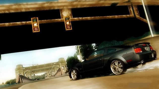 《极品飞车12》游戏截图