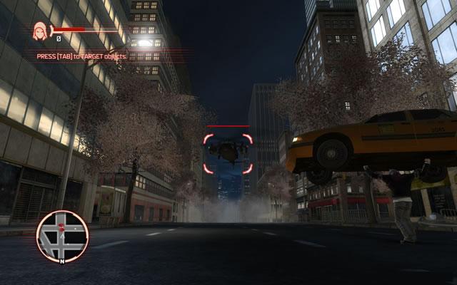 《虐杀原形》游戏截图