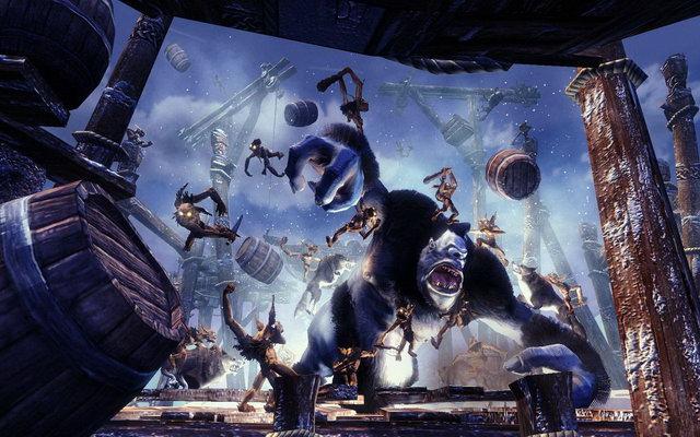 《霸王2》游戏截图