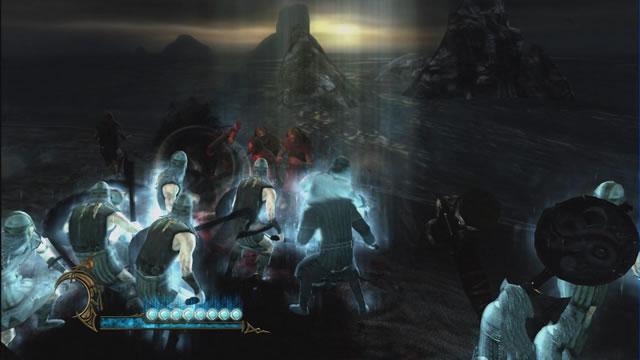 《贝奥武夫》游戏截图