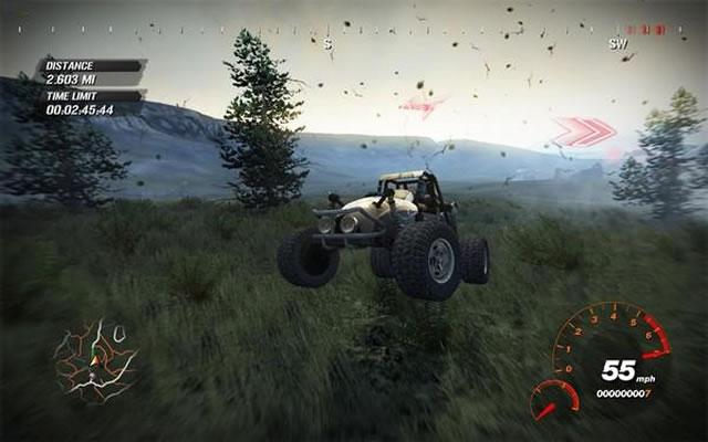 《燃料FUEL》游戏截图