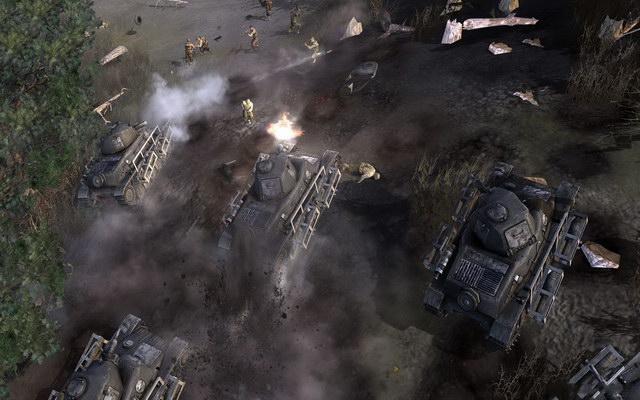 《英雄连:勇气传说》游戏截图