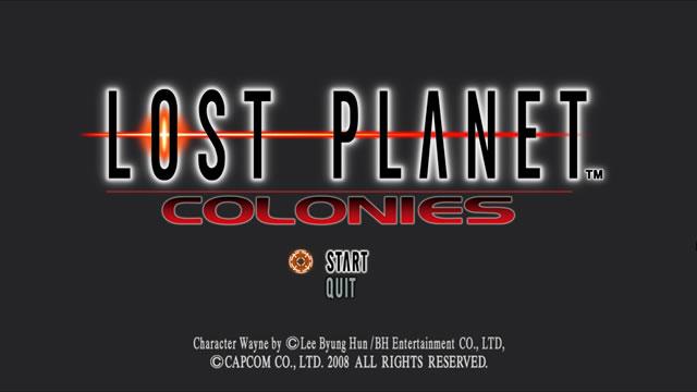 《失落的星球:殖民地》游戏截图