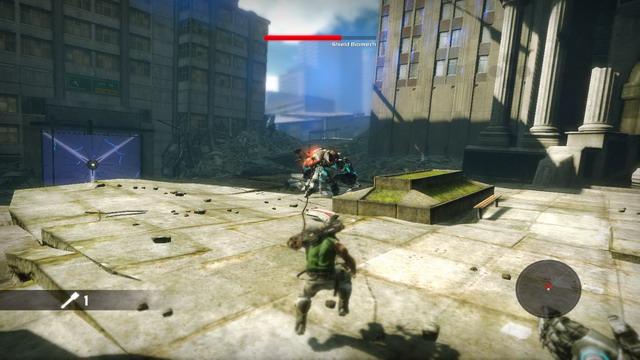 《生化尖兵》游戏截图