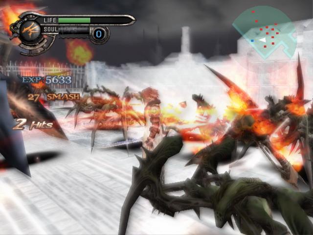 《混沌军团》游戏截图
