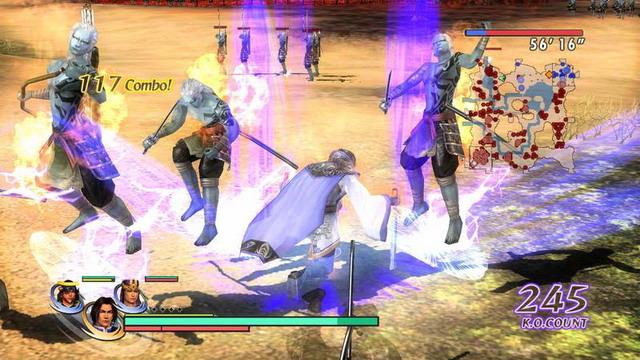 《无双大蛇Z》游戏截图
