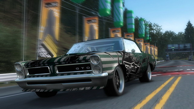 《极品飞车11》游戏截图