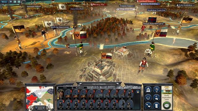 《拿破仑:全面战争》游戏截图