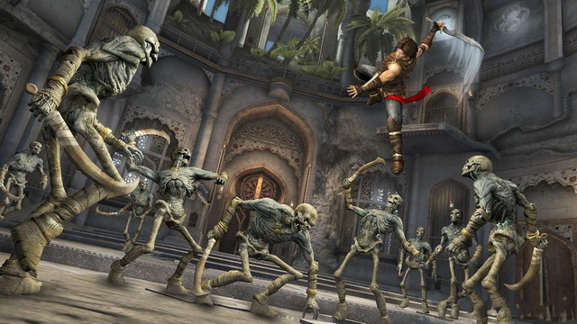 《波斯王子5》游戏截图